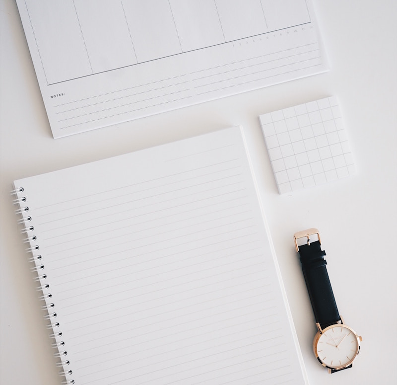 Zeitplanung Business