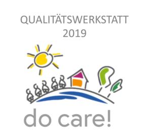Logo Qualitätswerkstatt do care